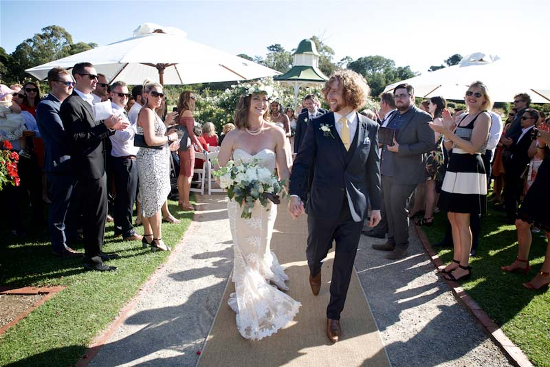 werribee-park-wedding-bride-groom-aisle